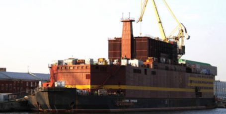 Единственный в мире: на плавучем энергоблоке РФ состоялся пуск реактора