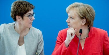 Вероятный преемник Ангелы Меркель высказалась о судьбе «Северного потока 2»