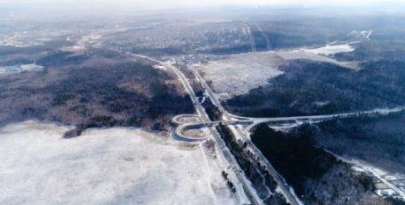 Дорога на восток: новый участок федеральной трассы Р-255 «Сибирь» готов
